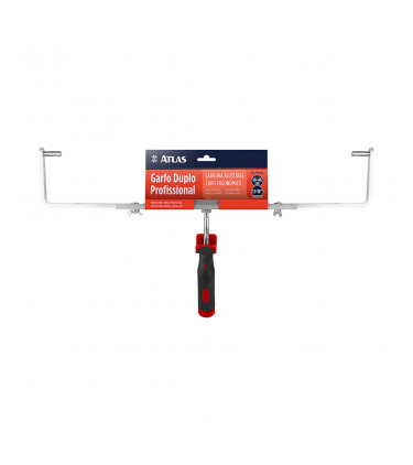 Professional 46cm double arm roller frame